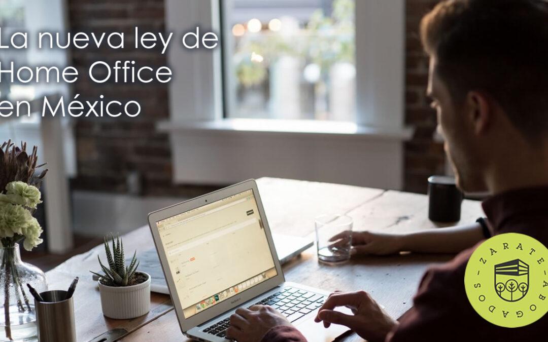 Home Office: Lo nuevo que debes saber