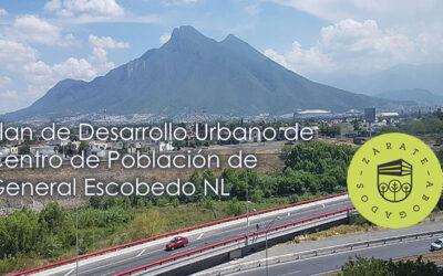 Se actualiza el Plan de Desarrollo Urbano de Centro de Población de Gral. Escobedo NL