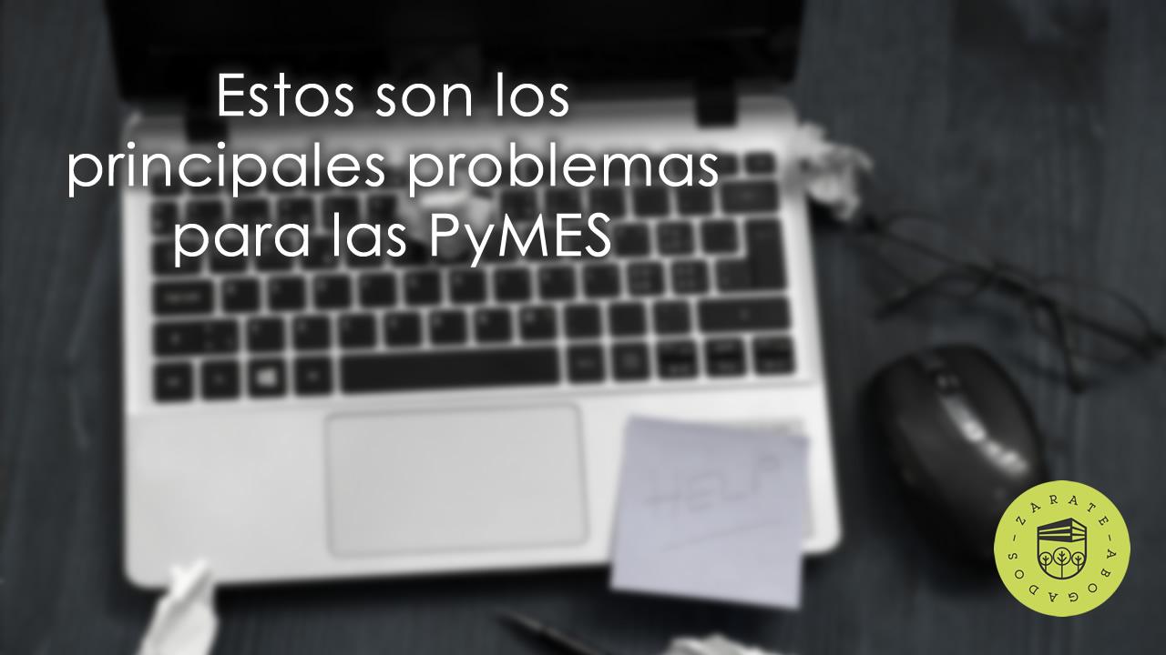 principales problemas de las empresas