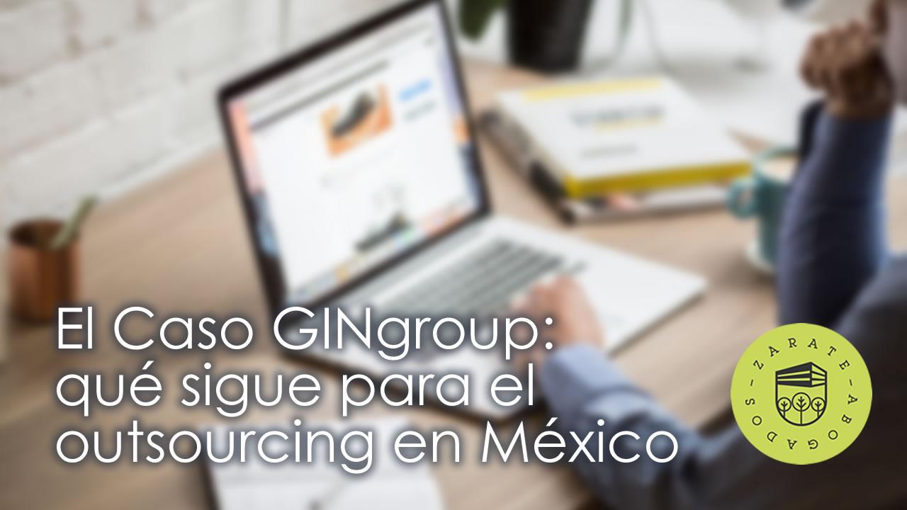 gingroup - Outsourcing en México