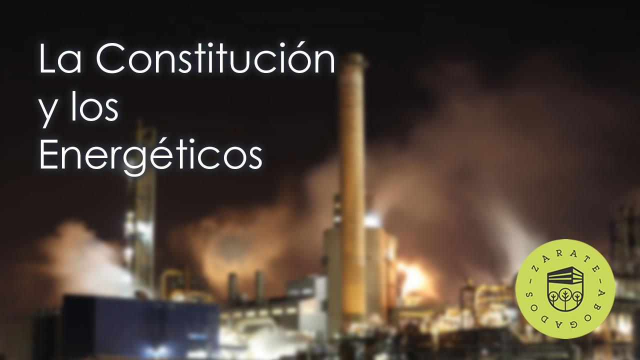 los energéticos en México