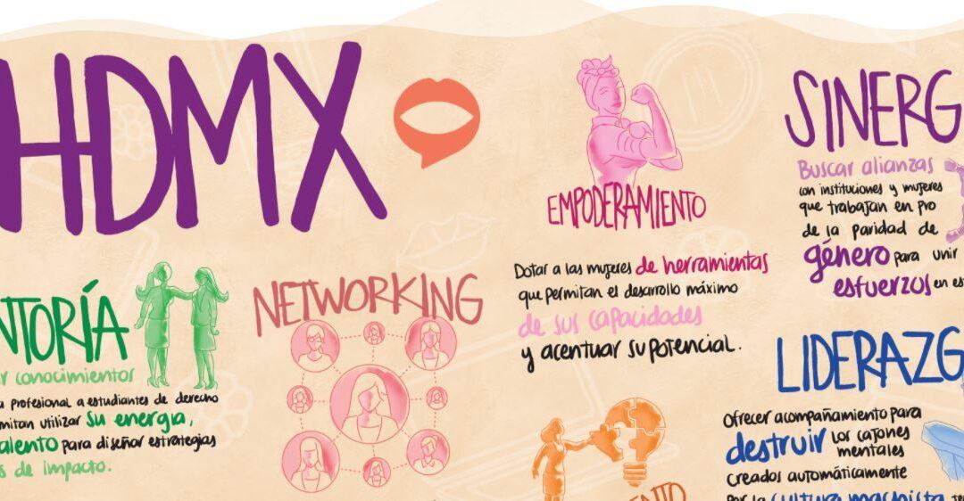 HDMX, Empoderar por medio de herramientas jurídicas