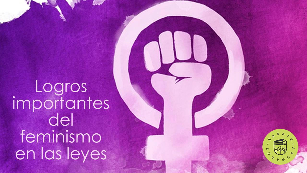 Logros importantes del feminismo en las leyes mexicanas