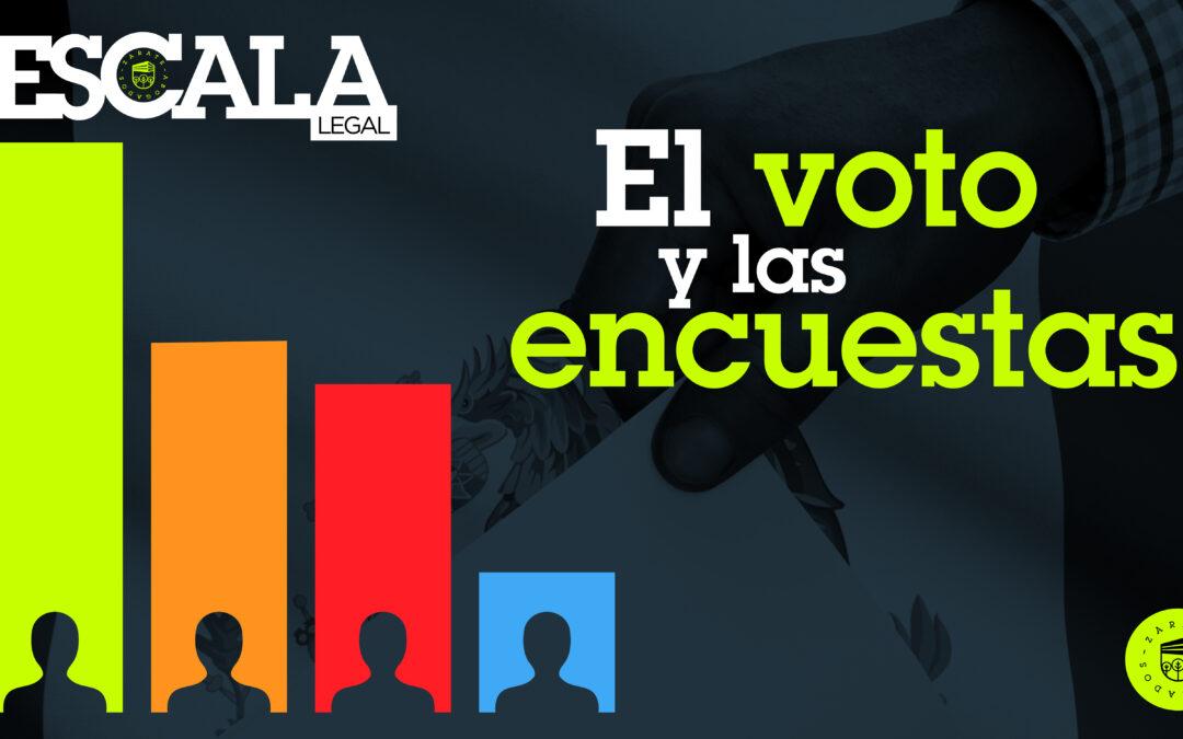 El voto y las encuestas