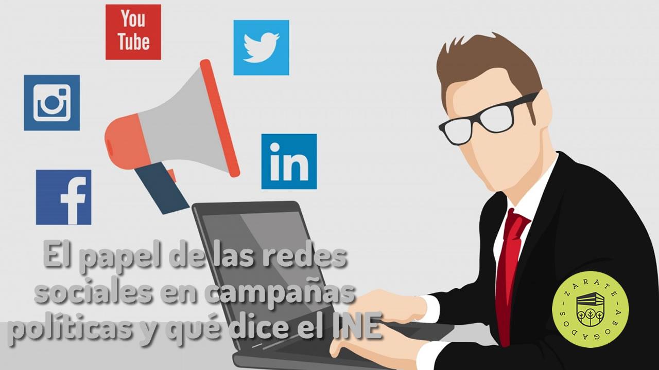 El papel de las redes sociales en campañas políticas y qué dice el INE
