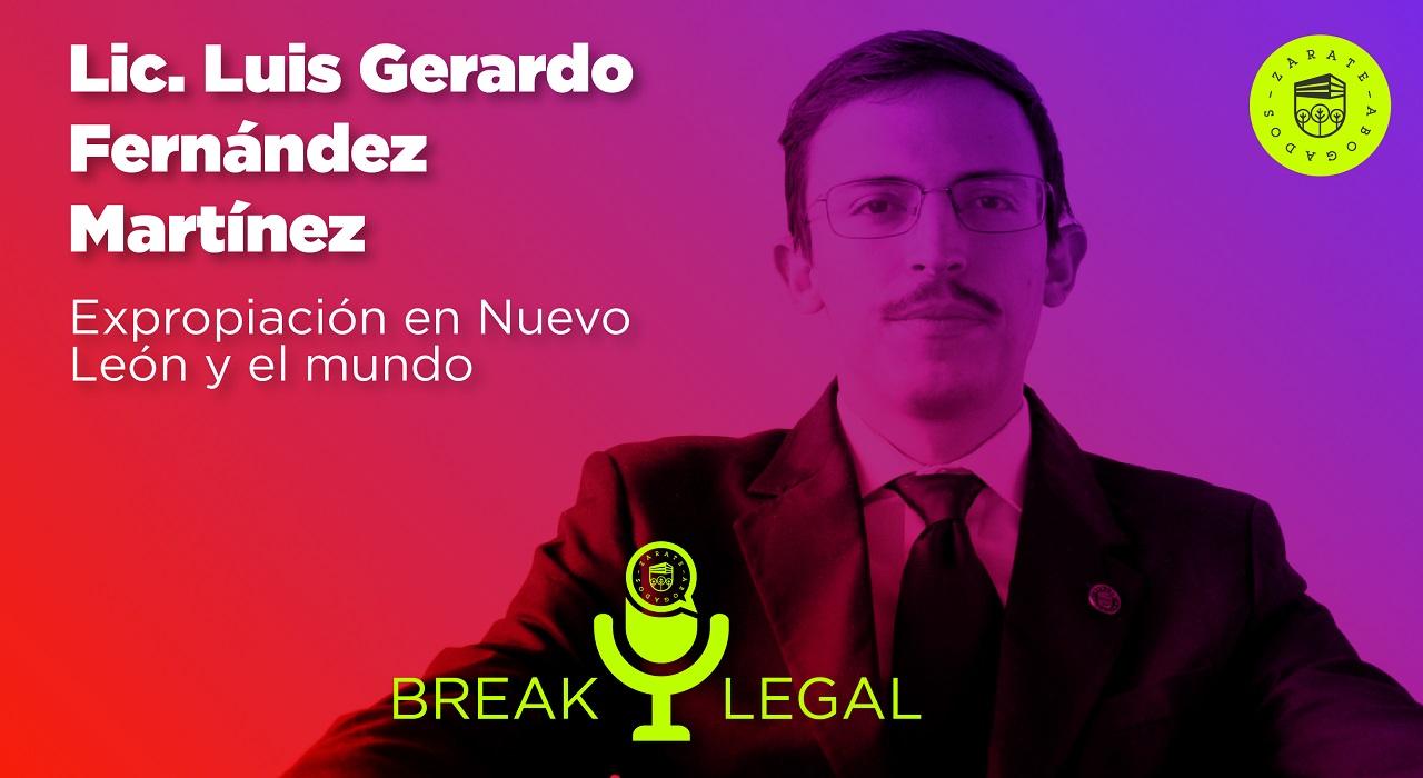 Expropiación en Nuevo León y el mundo.