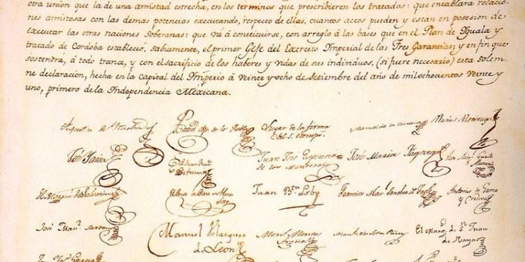 Abogados que participaron en el movimiento de independencia