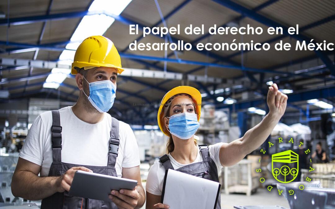 La situación de los Derechos Laborales en México.