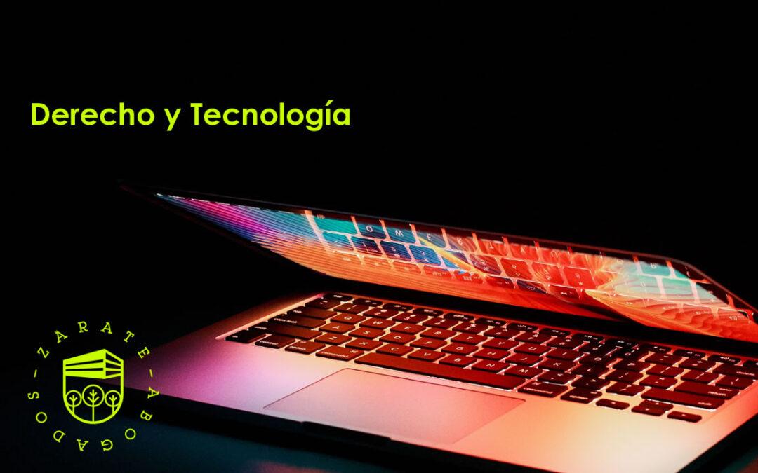 Derecho y Tecnología